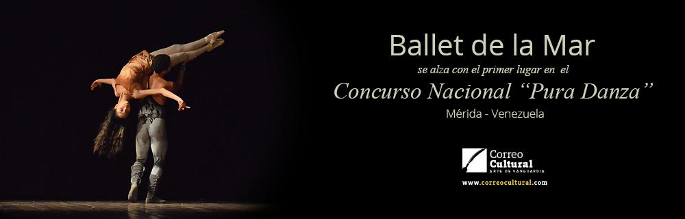 Correo Cultural Ballet de la Mar