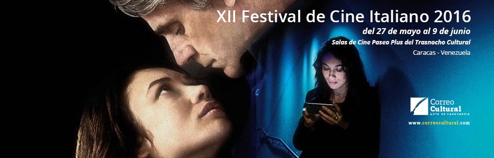 Correo Cultural XII Festival de Cine Italiano 2016