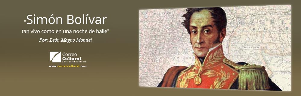Correo Cultural Simón Bolívar por LMM
